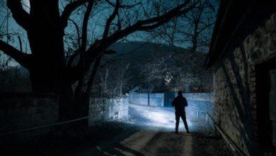 ghost dark road